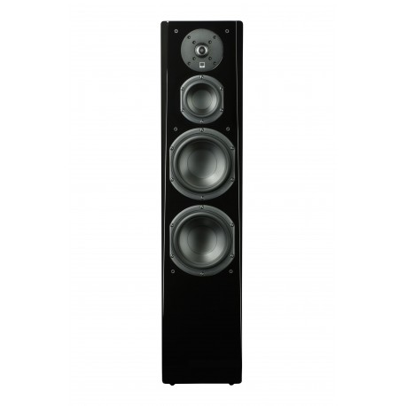 Prime Tower Black Ash (pair)