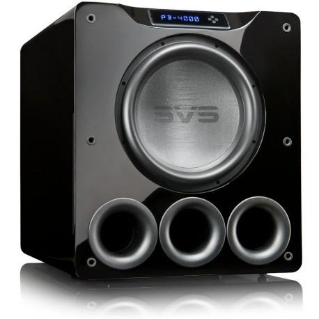 SVS PB-4000 Piano Gloss black