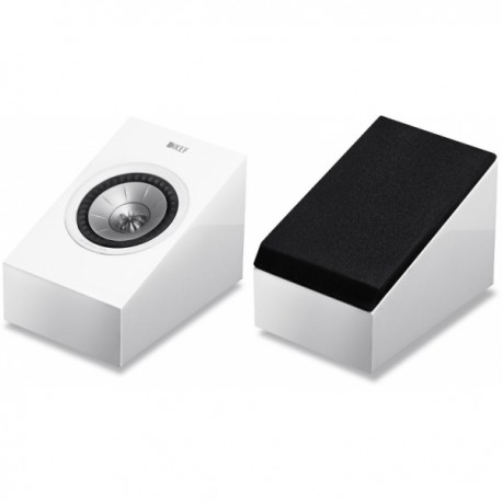 R8a Black Enceintes surround KEF