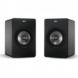 X300A Silver/Black (pair) KEF (expo)