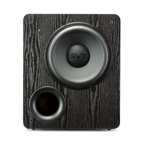 "PB-2000 12"" 500 Watt Black Ash"