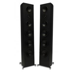 R-55 Tower Speaker Black Matt