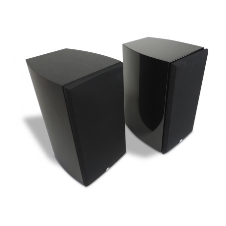 R-5 Bookshelf Speaker Black Matt