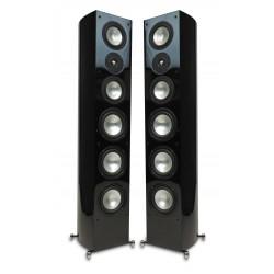R-55E Tower Speaker Black Matt
