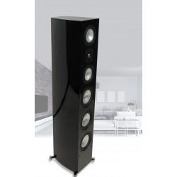 R-55E Tower Speaker Black Gloss