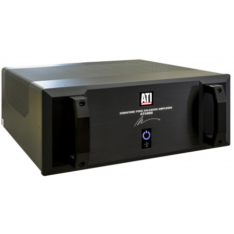 AT 4002 amplifier 200W x 2