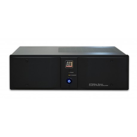 ATI AT522NC Stereo Amplifier (2x200W)