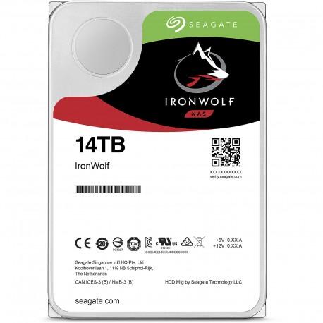Seagate Ironwolf 14To pour Zappiti NAS