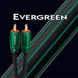 Audioquest Evergreen 3,5mm male - 3,5mm male