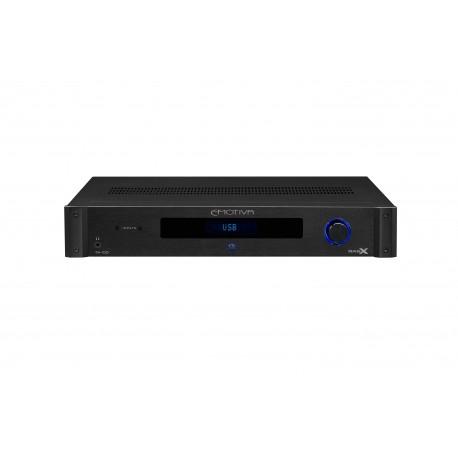 BasX TA100 Stereo Preamp/DAC/Tuner/Amp