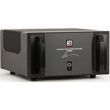 AT 6004 amplifier 300W x 4