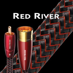 Audioquest Red River RCA pair