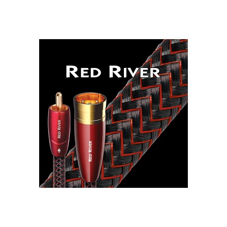 Red River RCA 1,00m pair