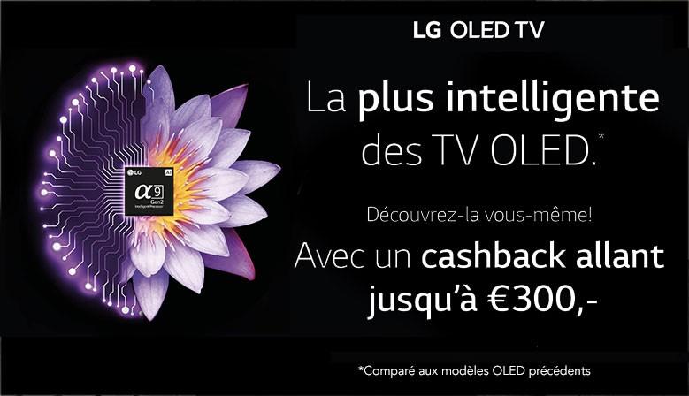 Découvrez la nouvelle génération OLED LG