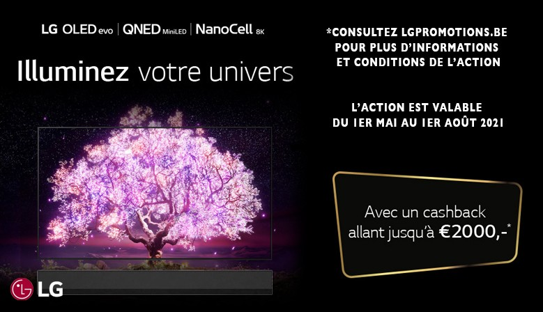 LG OLED & NANOCELL